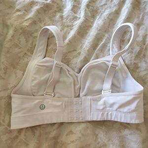 lululemon athletica Intimates & Sleepwear - Lululemon Bra White
